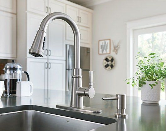 Improved Faucet Performance