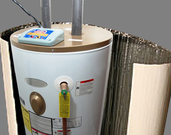 Insulating Water Heater Tanks Service